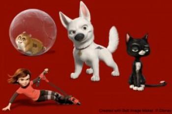 Bolt perro de pelicula