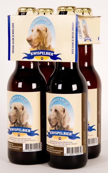 Cerveza holandesa para perros, Kwispelbier