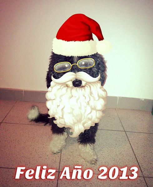 Ozzy les desea Feliz año nuevo