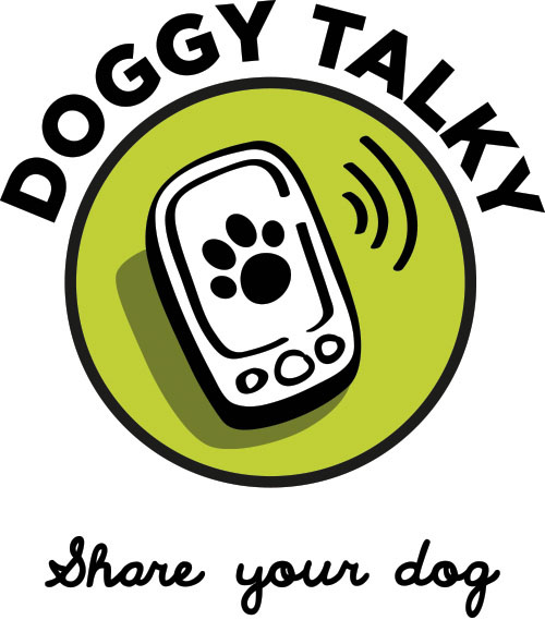Doggy Talky logo